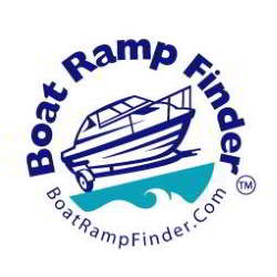 Boat Ramp Finder Logo