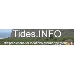 Tides Info Logo